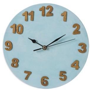 Unfinished Diy Round Wood Clock Kit