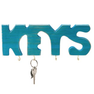 Unfinished Key Rack - Image 1 of 1