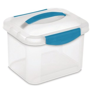 Sterilite® CD Storage Case with Lid - Image 1 of 1