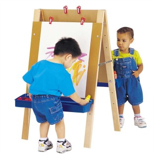 Toddler Adjustable Easel - Image 1 of 1
