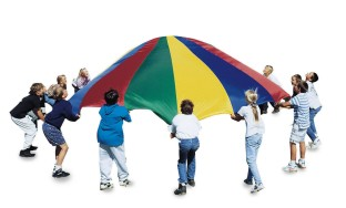 6' Parachute - Image 1 of 3