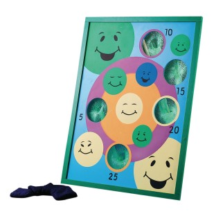 Smile Beanbag Toss - Image 1 of 1