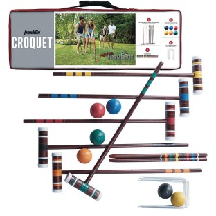 Recreational 6-Player Croquet Set - Image 1 of 3