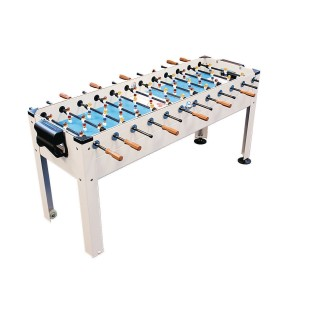 Blue Sky Indoor/Outdoor 6-Player Foosball Table - Image 1 of 5