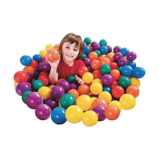 Large Ball Pit Balls, 3-1/8