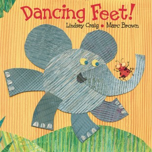 Dancing Feet Hardcover Book - Image 1 of 1