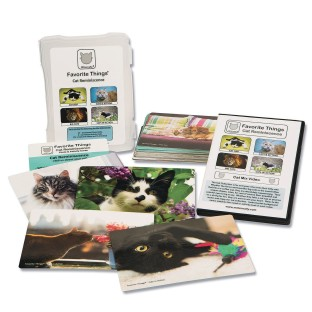Favorite Things - Cat Reminiscence Set - Image 1 of 3