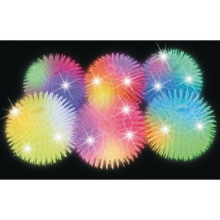 Light Up Puffer Balls, 11