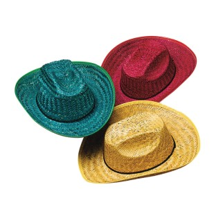Adult Cowboy Hats (Pack of 12) - Image 1 of 1