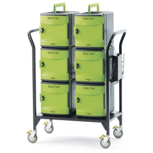 Copernicus 32-Device Tech Tub2® Modular Cart - Image 1 of 6