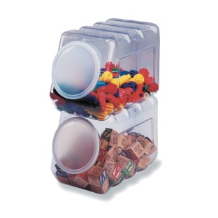 Storage Container with Lid - Image 1 of 1