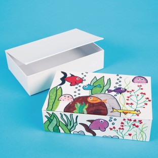 Color-Me™ Boxes (Pack of 12) - Image 1 of 2
