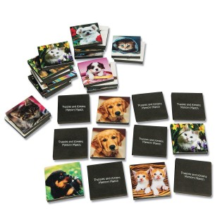 Puppies And Kittens Memory Match Game - Image 1 of 2