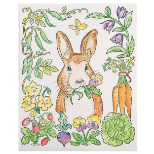 Paint-a-Dot™ Bunny Rabbit Craft Kit - Image 1 of 2