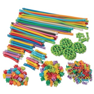 Magic Wands, Tubes, and Connectors Building Set - Image 1 of 2