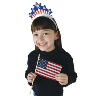 US Flags (Pack of 12) - Image 1 of 1