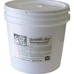 Mosaic Cement, 20 lb. - Image 1 of 1