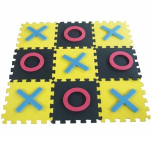 Jumbo Tic Tac Toe Image 1 Of 2