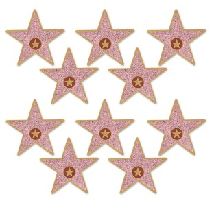 Mini Star Cutouts (Pack of 10) - Image 1 of 1