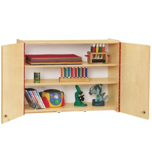 Lockable Wall Cabinet - Image 1 of 1