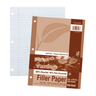 Notebook Filler Paper (Pack of 150) - Image 1 of 1