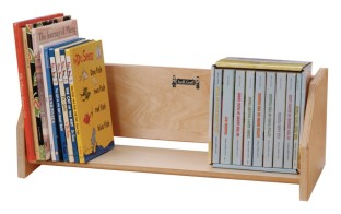 Book Holder Display - Image 1 of 1