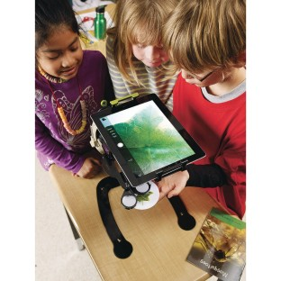 Dewey Document Camera Stand & Microscope Light - Image 1 of 1