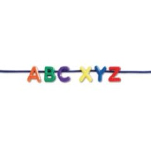 Lacing Uppercase Alphabet - Image 1 of 1