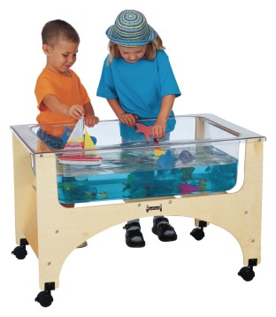 Buy See Thru Sensory Table Toddler At S S Worldwide