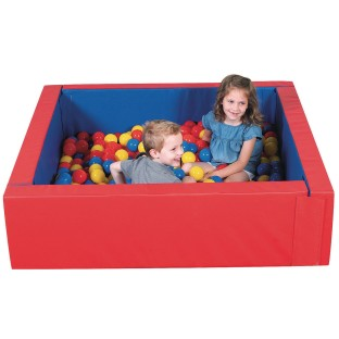 Children's Factory® Corral Ball Pool with 500 Balls - Image 1 of 1