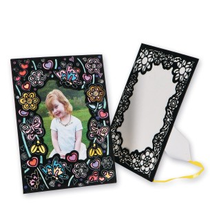 Velvet Photo Frame (Pack of 12) - Image 1 of 1