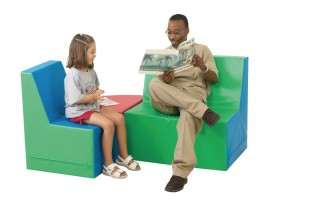 Bigger Age Chair - Image 1 of 1