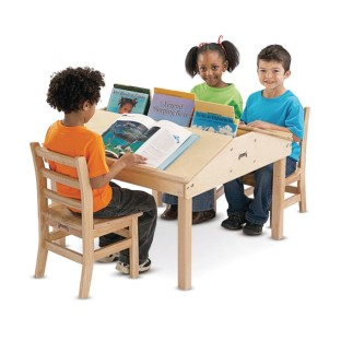 Twin Reading Table - Image 1 of 1