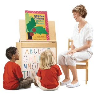 Young Time™ Big Book Easel - Image 1 of 2