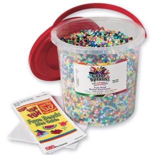 Color Splash!® Fuse Bead Bucket - Image 1 of 6