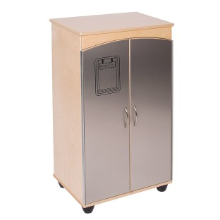 Contemporary Side-By-Side Refrigerator - Image 1 of 1