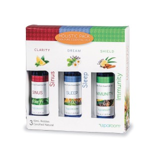 Essential Oil Sensory Pack - Holistic (Set of 3) - Image 1 of 2