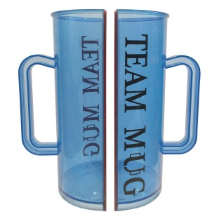 Split Team Mug - Image 1 of 6