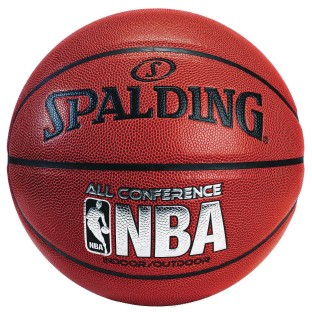 Spalding® NBA All Conference Basketball - Image 1 of 1