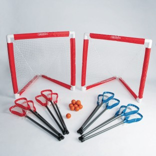 Spectrum™ Skillbuilder Lacrosse Easy Pack - Image 1 of 1