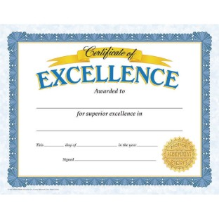 Excellence Award Pack - Image 1 of 1