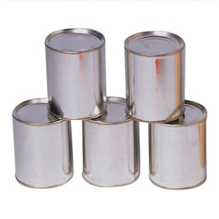 Knock Down Metal Cans (Pack of 12) - Image 1 of 1