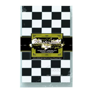 Checkered Table Cover - Image 1 of 1