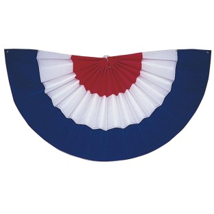Extra Large Patriotic Bunting - Image 1 of 1