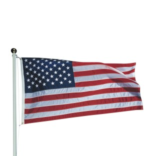 Polyester US Flag, 3' x 5' - Image 1 of 1