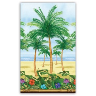 Palm Tree Room Roll, 4' x 40' - Image 1 of 1