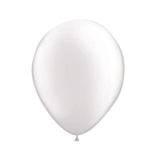 Qualatex® Pearltone Balloons, Pearl White, 11