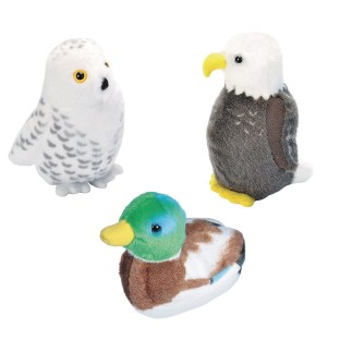 Audible Audubon Plush Bird Set with Sound (Set of 3) - Image 1 of 1