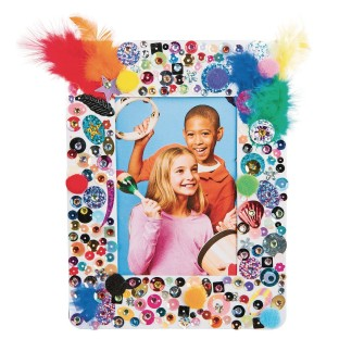 Color Splash!® Picture Frame Easy Pack - Image 1 of 2