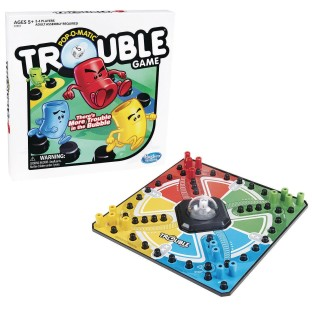 Pop-O-Matic® Trouble® Game - Image 1 of 3